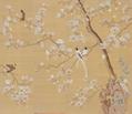 金箔手绘壁纸 3