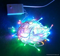 10M Multifunctional  LED Christmas Twinkle Fairy String Lights
