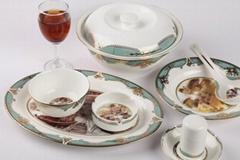 博玉骨质瓷餐具