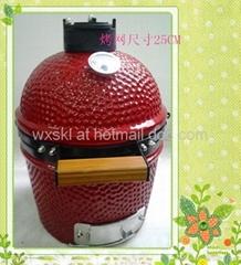 egg ceramic bbq grill shells