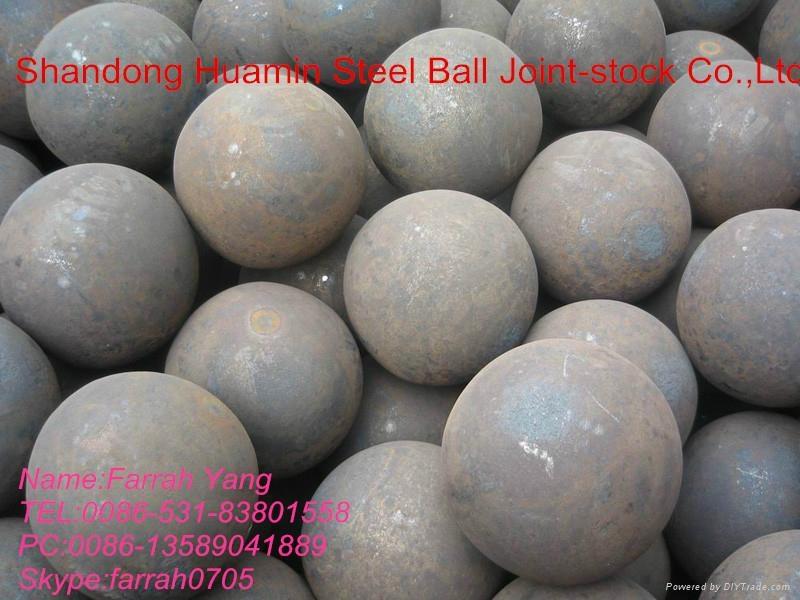 Grinding Forging Ball 2
