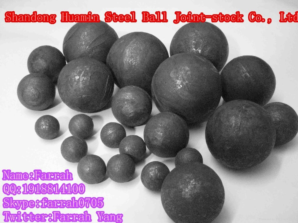 Grinding Forged Ball 1
