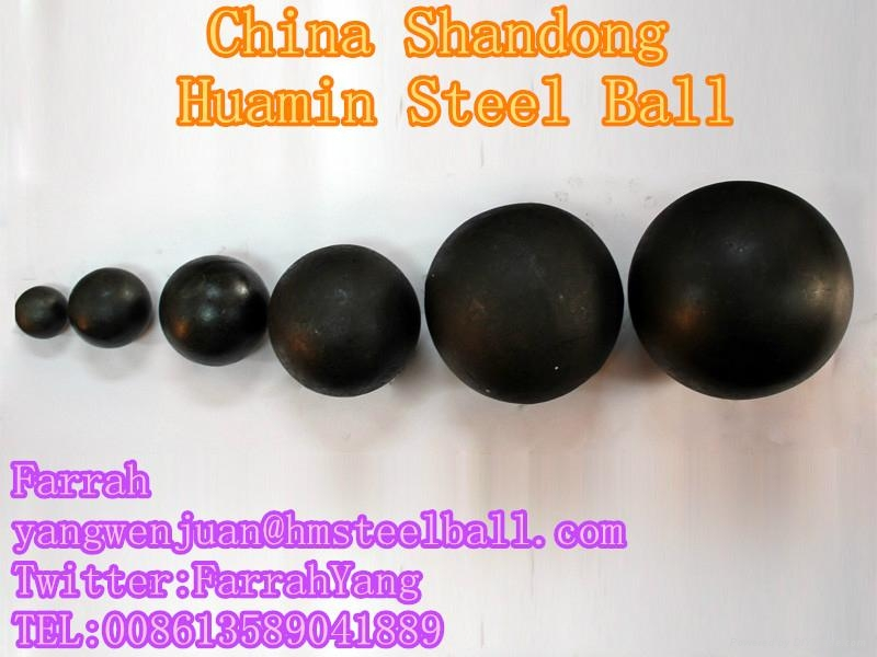 Steel Forged Ball 3