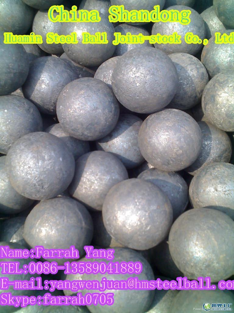 Huamin Forging Ball 1