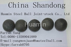 Huamin Forged Mill Ball