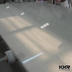 High polished engineered artificial quartz stone
