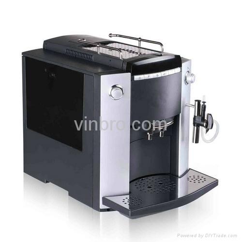 VinBRO French Press Coffee Maker Fully Espresso Coffee Machine Commercial  2