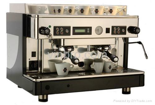 VinBRO French Press Coffee Maker Fully Espresso Coffee Machine Commercial  3