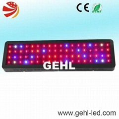 Hotsale 72*3W Two Switches LED Plant Light With Reflectors