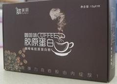 咖啡味膠原蛋白粉