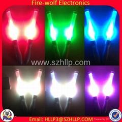 Radio Wireless Controlled LED Glowing Stick
