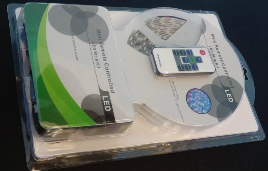 New LED Flexible Strip Kit  1