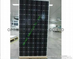 Standard 300W Photovoltaic Panels for Commercial Applications