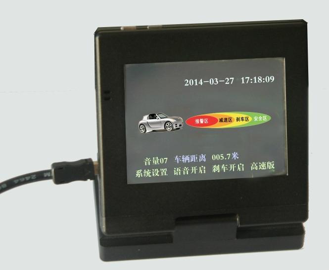 超越牌汽車安全防撞產品 3