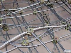 鋼絲繩主動防護網