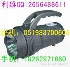 IW5260 手提式防爆防水探照燈