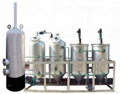 花生油精鍊設備水酶法制油原理