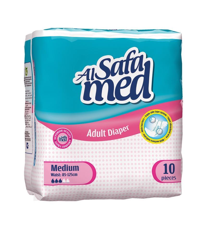 AlsafaMed Adult Diaper