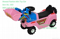 Mini Ride On Toy Car for Kids