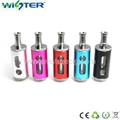 Metal pyrex Duble coil tank,with bottom heating system and awsome design