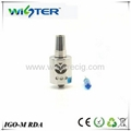 New product for 2014 IGO-M RDA atomizer clone