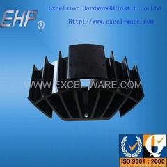 Anodizied Aluminum Extrusion Profile
