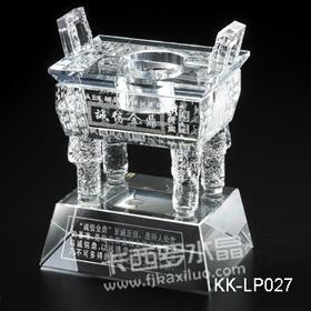 福州卡西罗水晶奠基礼品 1
