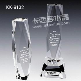 福州卡西羅水晶獎杯 1