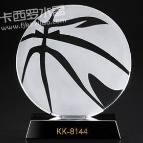 福州卡西罗水晶奖牌 2