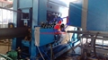 High frequency H-beam production line 1