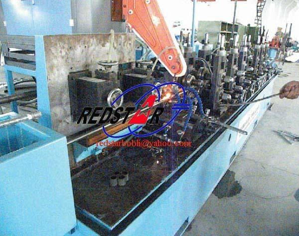 Stainless steel tube making machine,ss pipe making machine 2