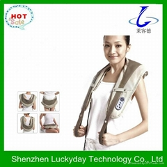 Electric Back and Shoulder Massager with Heating