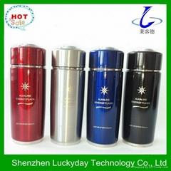 Best quality nano energy alkaline water flask