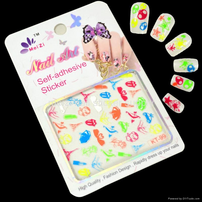 Nail Sticker Decal Supply 3