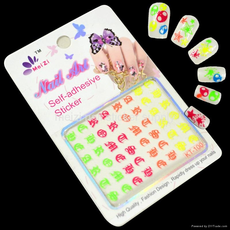 Nail Sticker Decal Supply 4