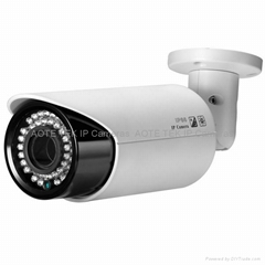 AOTE HW2200D-T CCTV Security 5 Megapxiels Weatherproof IR IP Camera 1080P Audio