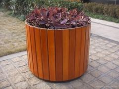 優質木花盆