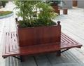 優質木花盆 3