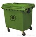 塑料垃圾桶 3