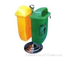 塑料垃圾桶 4