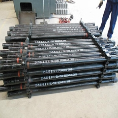 Packing rack for steel pipes