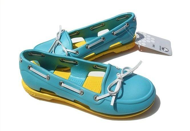 b0fc09184 Crocs original beach line boat shoes - Product Catalog - China -