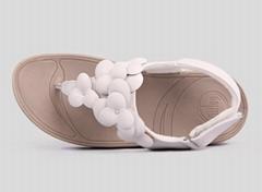 2014 new fleur backstrap sandals