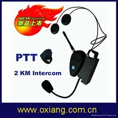 2000m walkie talkie helmet headset professional intercom headset