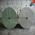 needle punched polyester mat for SBS APP modified bituminous membrane 1