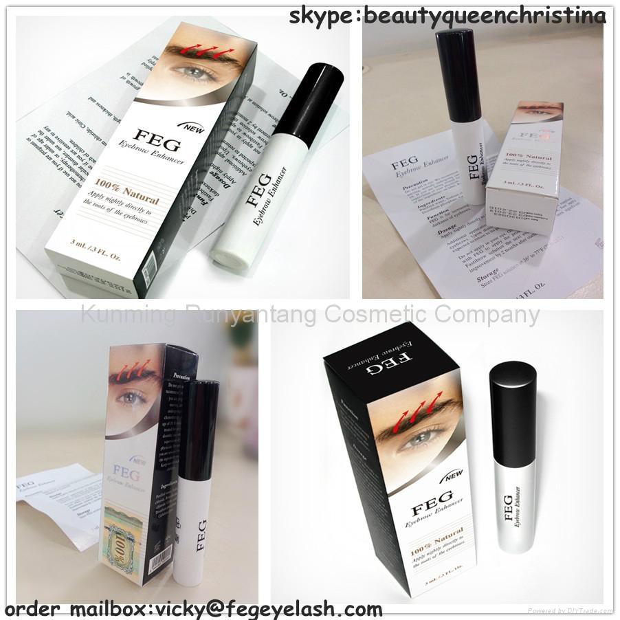 [Factory sale] FEG eyebrow gel Eyelash & Eyebrow Conditioner 3.0 mL / 0.1 Fl Oz 4