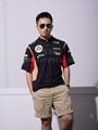 Lotus F1 Team 2013 Replica Zip Polo 5