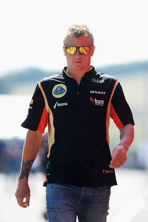 Lotus F1 Team 2013 Replica Zip Polo 2