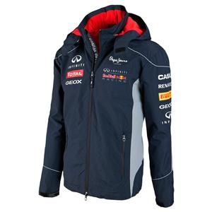 Infiniti Red Bull Racing 2013 Rain Jacket 1