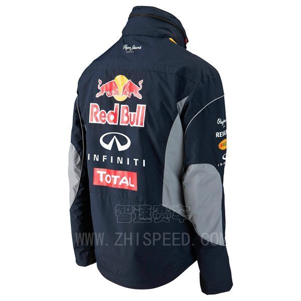 Infiniti Red Bull Racing 2013 Rain Jacket 2